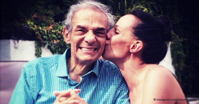 Marysol Sosa revela por qué no ha visitado a su padre José José en un año