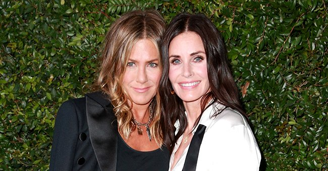 Courteney Cox Reveals Funny Nickname for Jennifer Aniston in Sweet 52nd Birthday Tribute