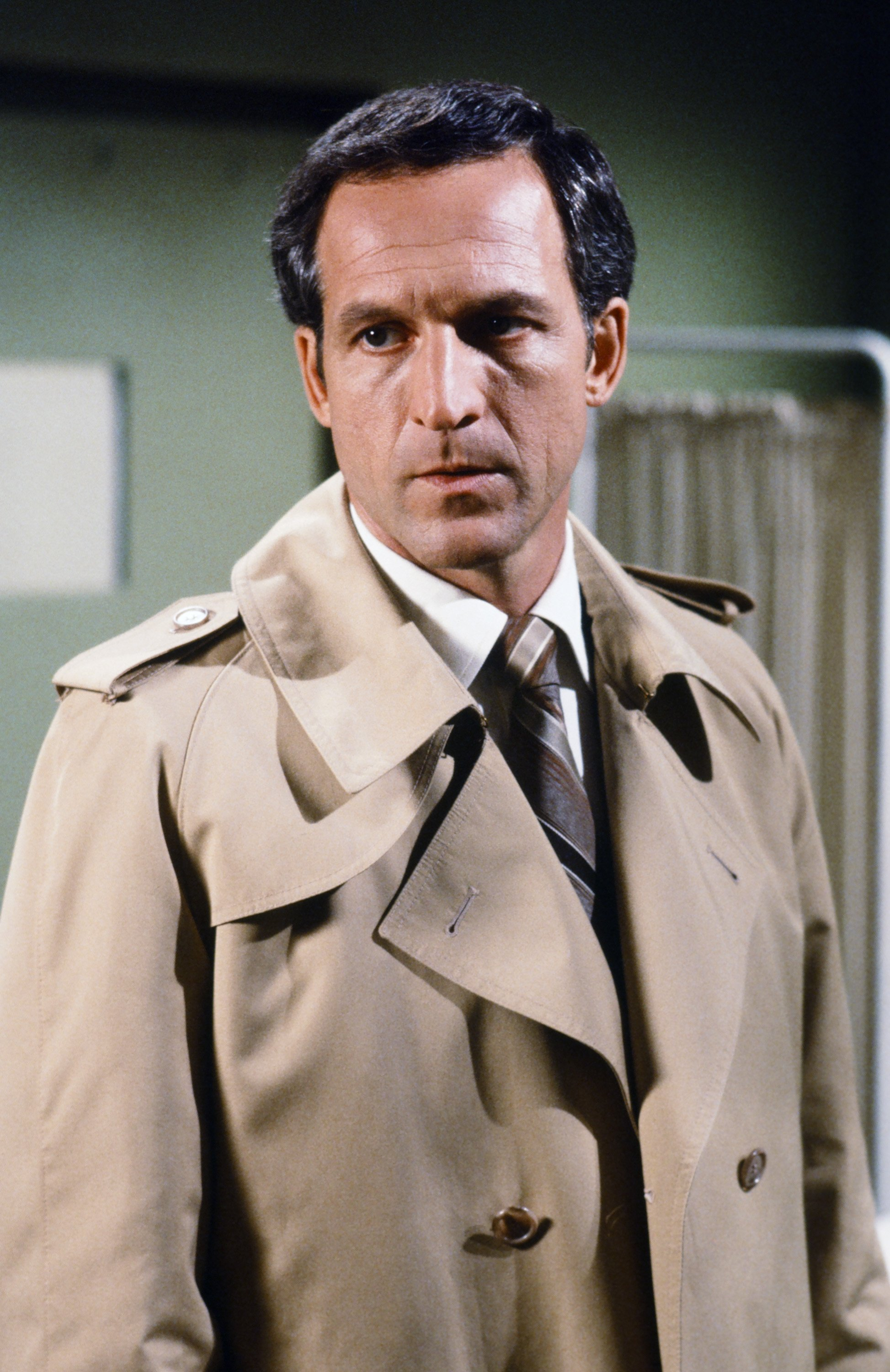 Daniel J. Travanti as Capt. Frank Furillo in the 80s | Photo: Getty Images/Global Images Ukraine