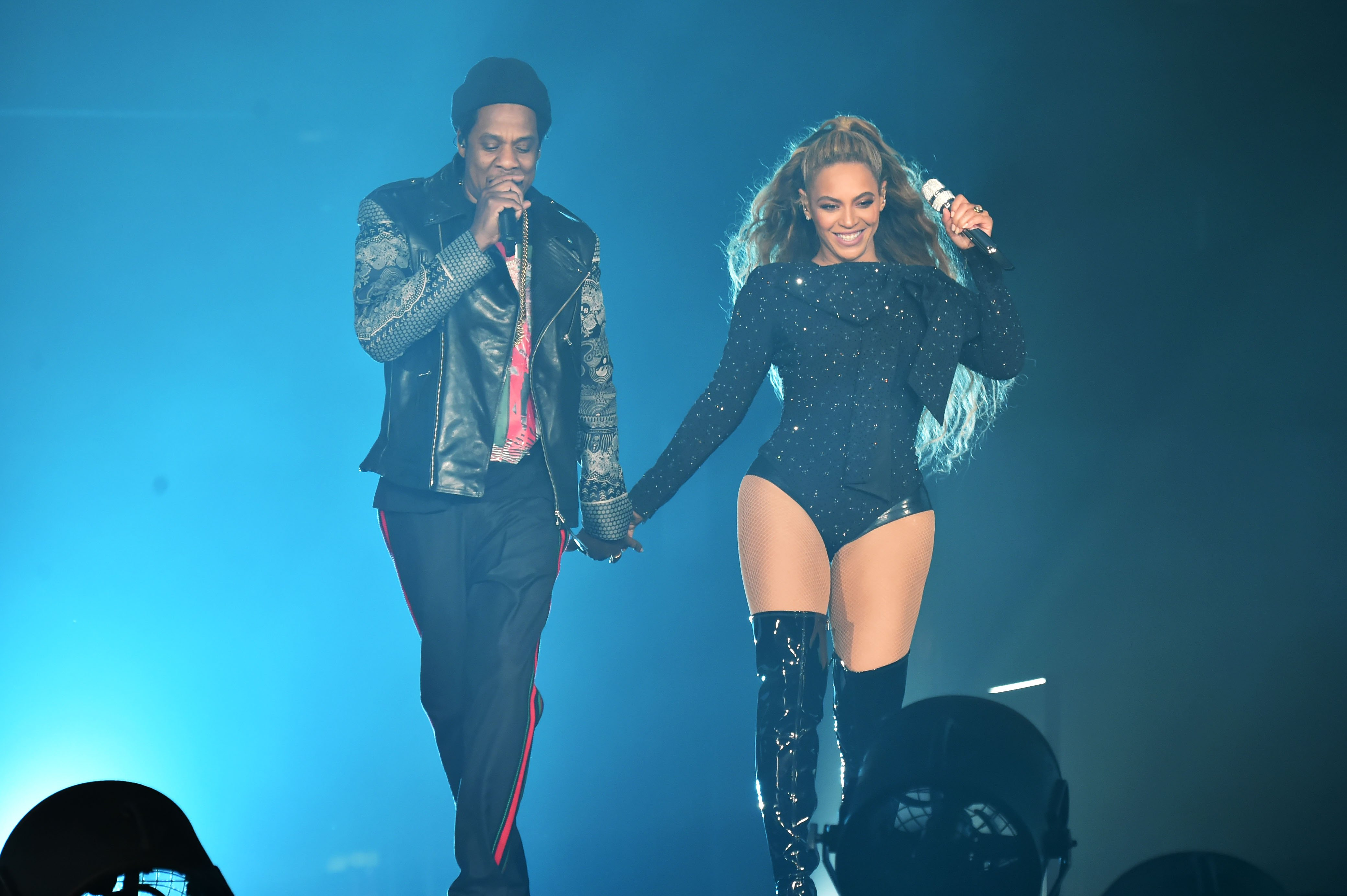 Beyonce Knowles-Carter and Jay-Z | Photo: Getty Images