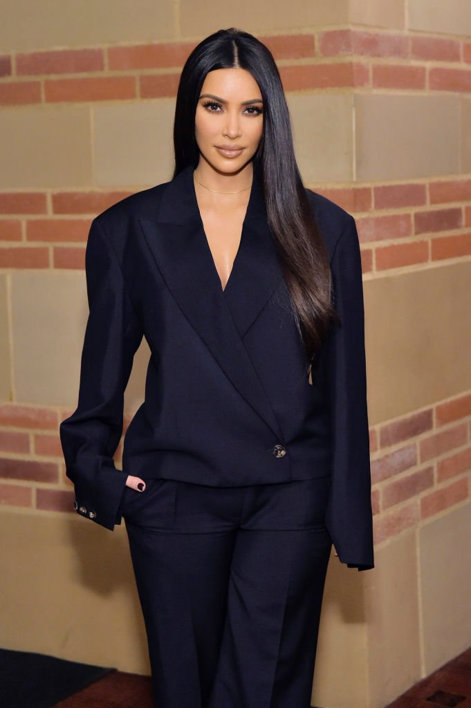 Kim Kardashian West attends The Promise Armenian Institute Event At UCLA at Royce Hall | Photo: Getty Images