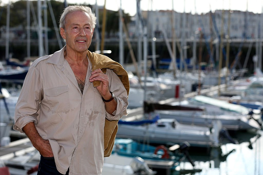 Gérard Klein au 17ème festival du film de La Rochelle le 11 septembre 2015. l Source : Getty Images