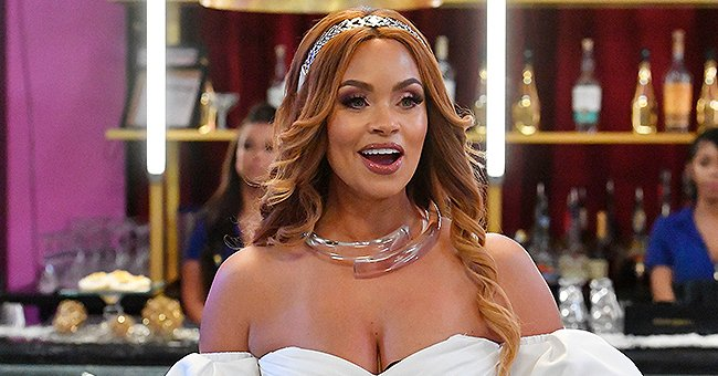 RHOP's Gizelle Bryant Slammed for Wearing $700 Silk Versace Shirt in a Video — See Comments