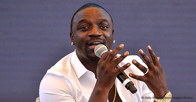 Akon's Music Executive Brother Once Explained Why He & Diana Ross' Daughter Tracee Ellis Broke Up