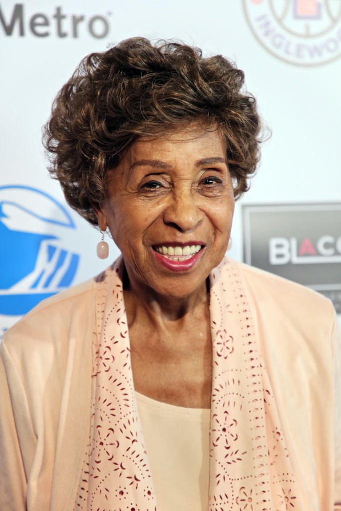 Marla Gibbs attends the 22nd Annual First Ladies High Tea at The Beverly Hilton Hotel | Photo: Getty Images