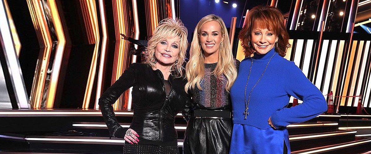 'We've Got It All!': Reba Looks Radiant in a Photo with Carrie Underwood and Dolly Parton
