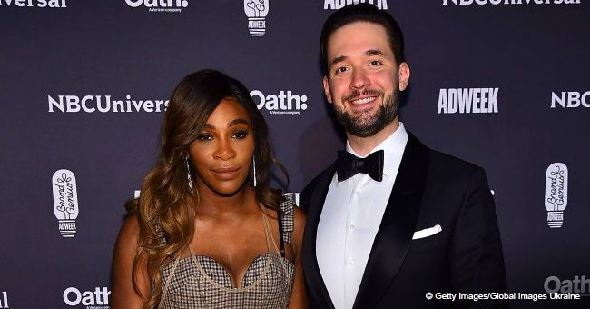 Serena Williams' husband reveals 'simple Sunday tradition' that keeps their marriage alive