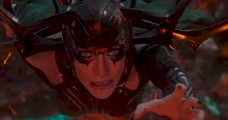 We Start To Forget That Thanos And Hela Were Actually Close