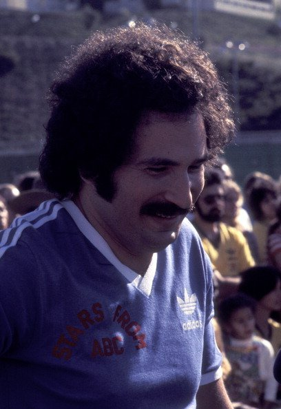 Gabe Kaplan at the taping of 'Battle Of The Network Stars' on April 1, 1978 | Photo: Getty Images