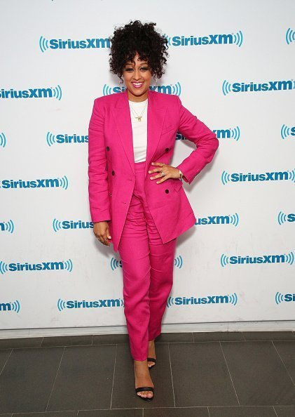 Tia Mowry visits the SiriusXM Studios on June 28, 2019 | Photo: Getty Images