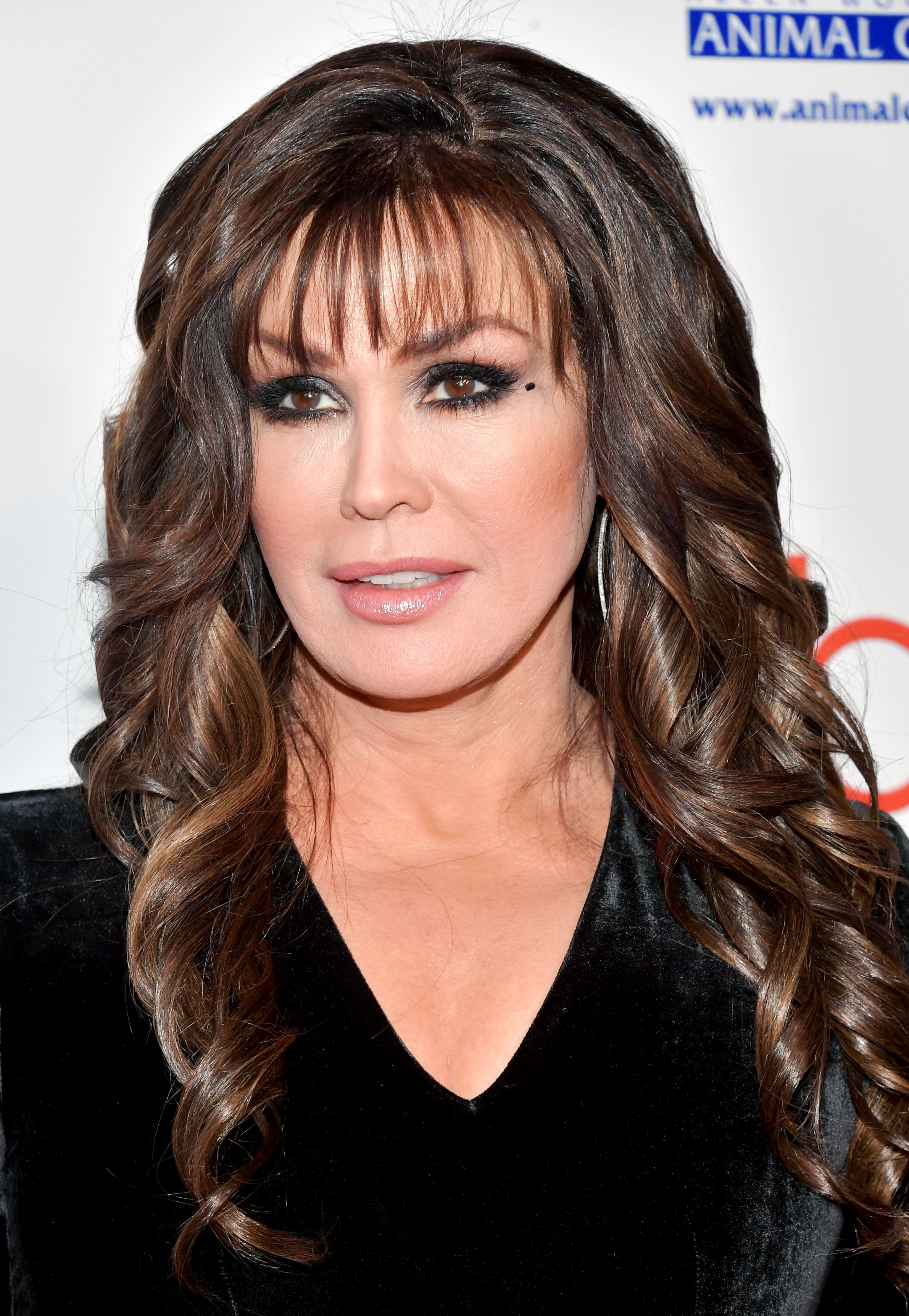 Marie Osmond attends the 2019 Hollywood Beauty Awards on February 17, 2019, in Los Angeles, California. | Source: Getty Images.