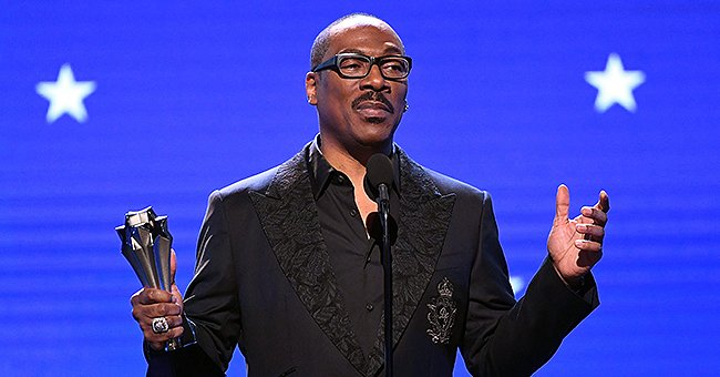 Eddie Murphy Poked Fun at His Career as He Received Lifetime Achievement Honor at the 2020 Critics' Choice Awards