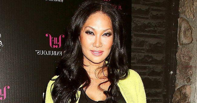 Kimora Lee Simmons' Daughter Aoki Looks Unforgettable in a Red Dress Adorned with a Halter Belt