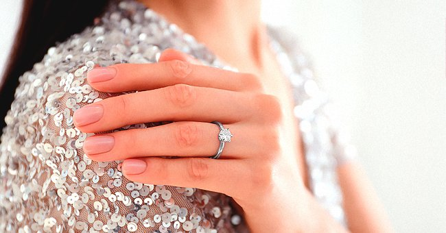 Daily Joke: A Man Bought His Wife a Diamond Ring