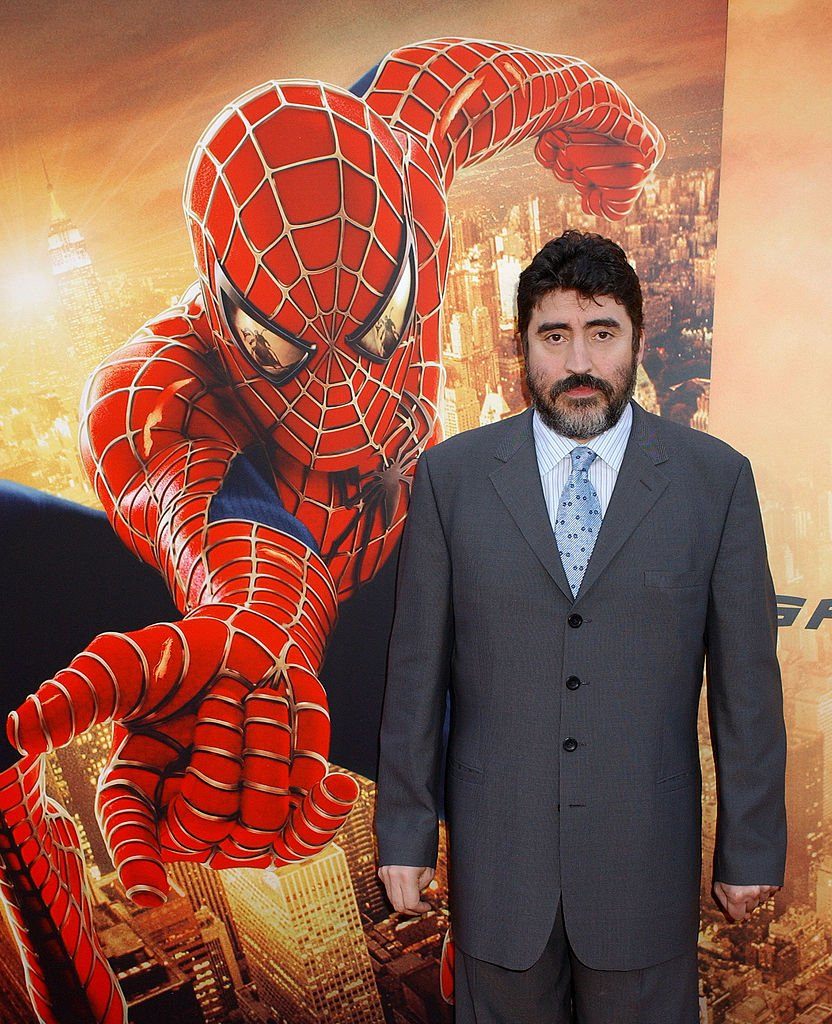 """Alfred Molina during """"Spider-Man 2"""" Los Angeles Premiere. 