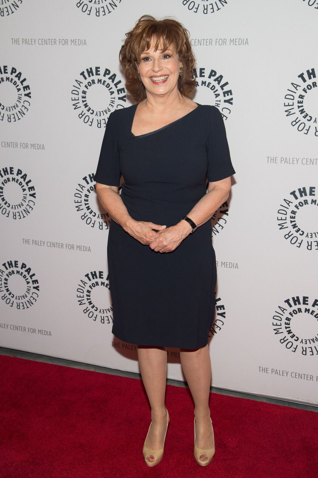 "Joy Behar at ""An evening with Ricky Gervais and Joy Behar"" held at The Paley Center for Media on June 5, 2014, in New York City 