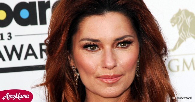 Shania Twain thought she'd never sing again after Lyme disease surgery