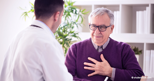 Old Man Amazed Doctor with His Health Condition