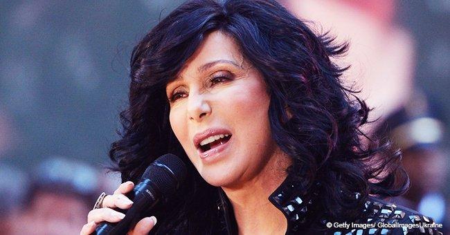 Cher sang einmal mit ihrer Mutter zusammen und sie könnten sich nicht ähnlicher sein