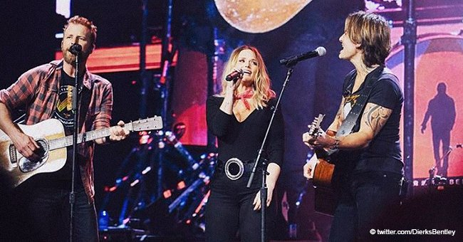 Miranda Lambert Surprised the Crowd on Her First Public Outing after Revealing Secret Marriage