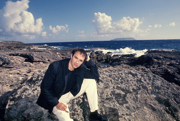 Portrait de Jean-Patrick Capdevielle le 15 novembre 1988 en Guadeloupe, France. |Photo : Getty Images
