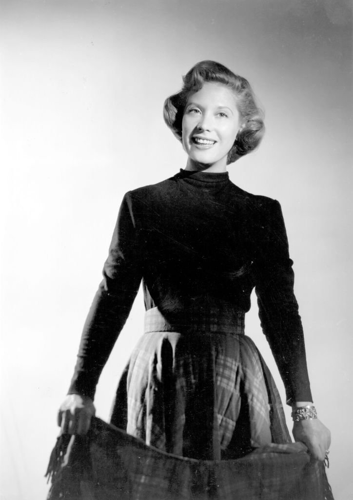 A portrait of American actress and singer Dinah Shore.   Photo: Getty Images