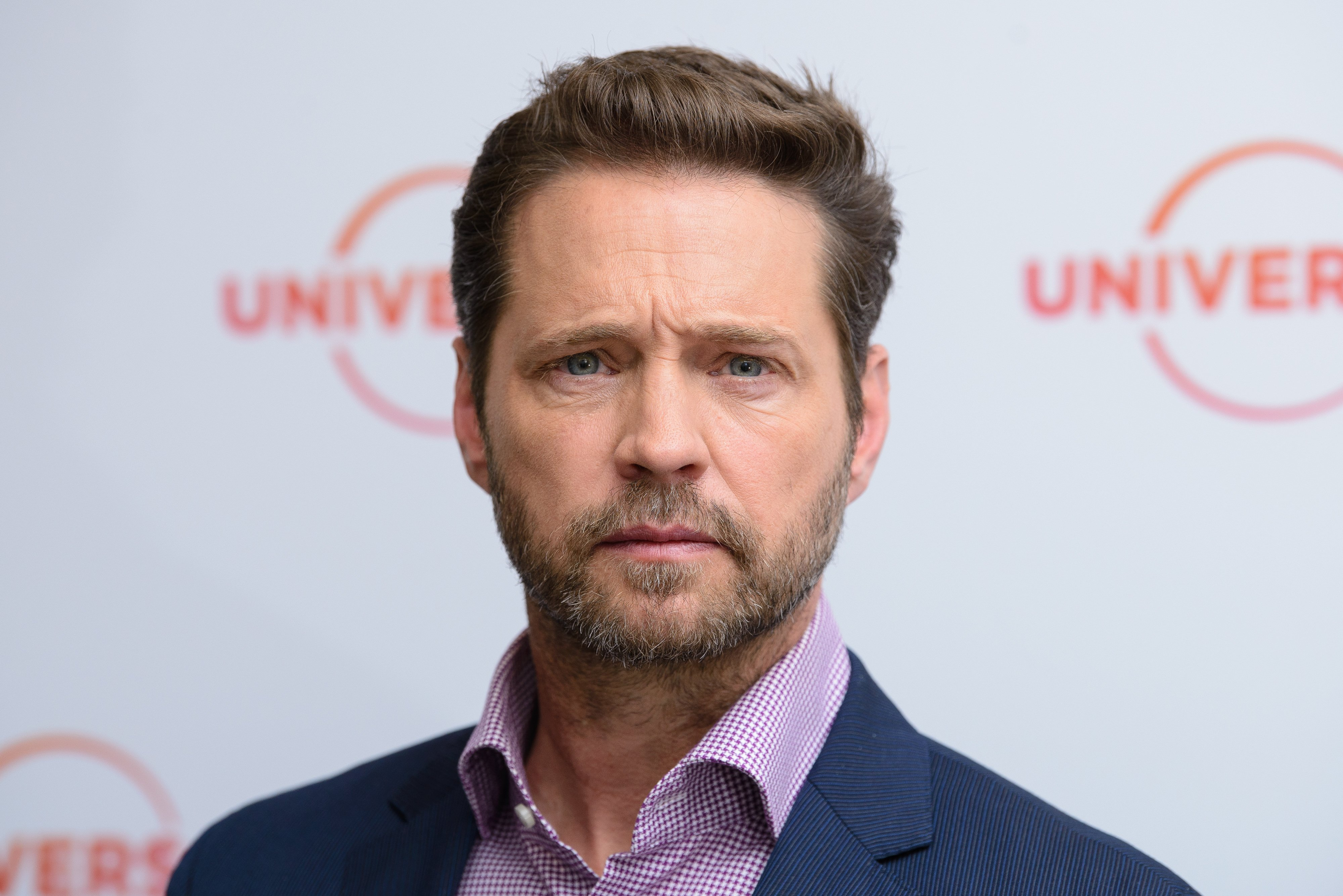 "Jason Priestley während des Fototermins ""Private Eyes"" im Soho Hotel am 31. Mai 2018 in London, England. 