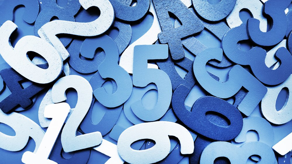 Several numbers grouped together | Photo: Shutterstock