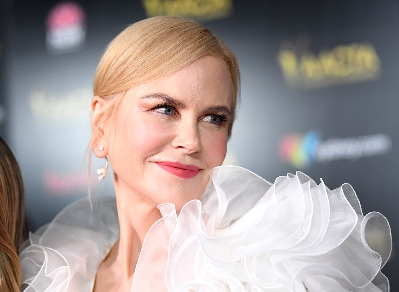Nicole Kidman assiste à la 8e remise des prix internationaux de l'AACTA. | Source: Getty Images