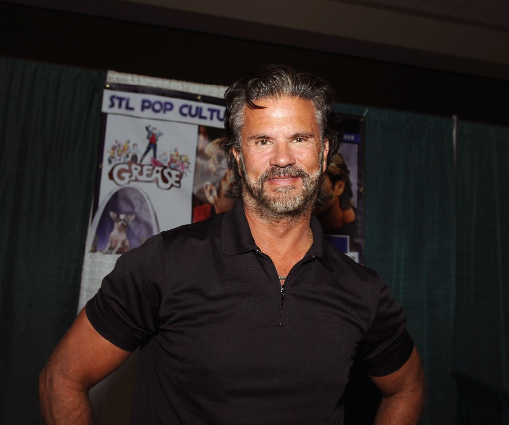 Lorenzo Lamas im St. Charles Convention Center am 17. August 2018 in St. Charles, Missouri. | Quelle: Getty Images