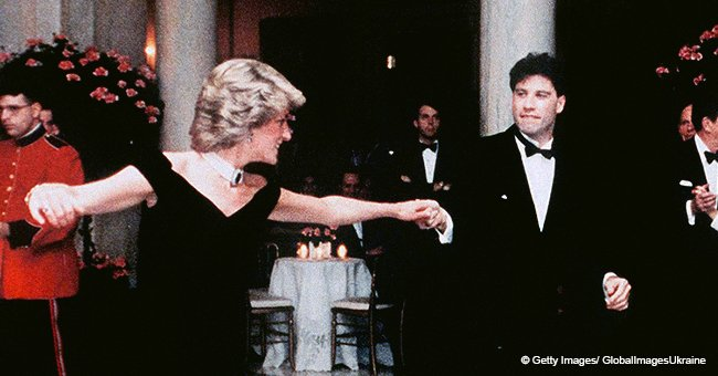 Touching Story Behind John Travolta and Lady Diana's Dance That Made History 33 Years Ago