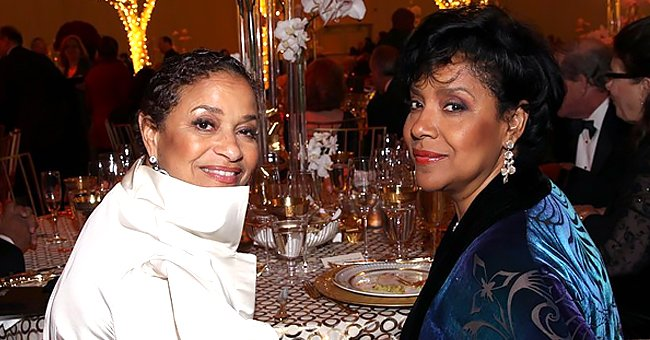 Look Back at Sisters Phylicia Rashad and Debbie Allen's Weight Loss Transformations