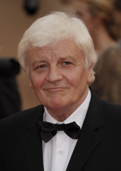 L'acteur Jacques Perrin au Palais des Festivals de Cannes le 15 mai 2009 à Cannes, France. | Photo : Getty Images