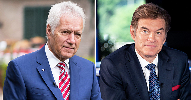 Dr Oz Reportedly Gives Update on 'Jeopardy!' Host Alex Trebek's Health Amid His Pancreatic Cancer Battle