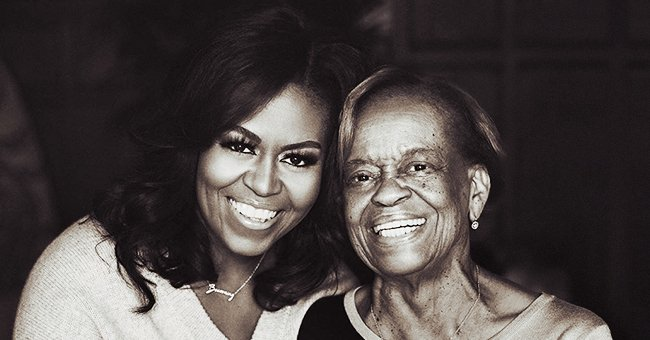 Michelle Obama Shares Photo with Mom Marian and Urges People to Stay in Touch with Loved Ones