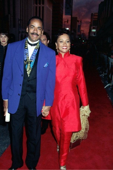 Tim Reid and Daphne Reid during 1994 Cable Ace Awards in Los Angeles | Photo: Getty Images