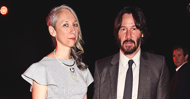 Keanu Reeves of 'The Matrix' Recently Went Public with Rumored Girlfriend Alexandra Grant & Twitter Reacts