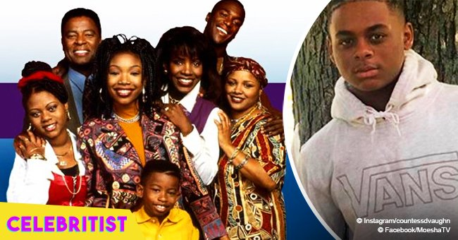 Remember Kimberly Ann Parker from 'Moesha'? Her Son Is All Grown up & Could Be Her Twin