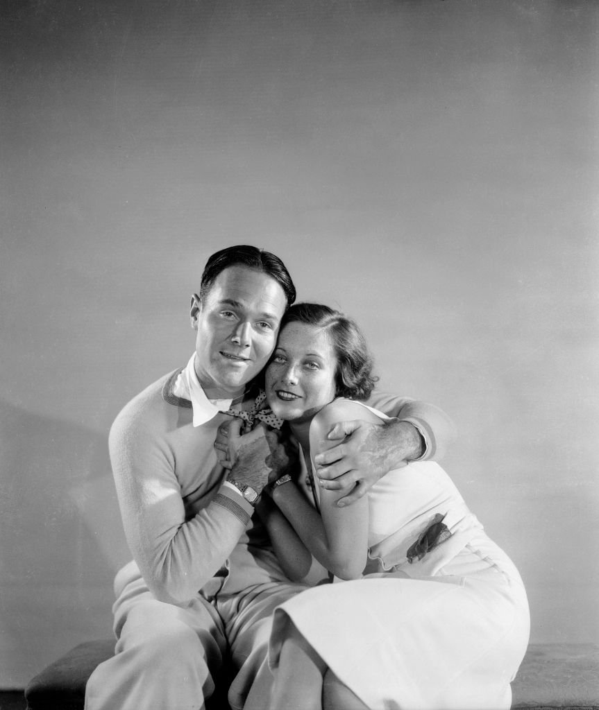 William Haines (1900 - 1973) and Joan Crawford (1904 - 1977) are delusional lovers of