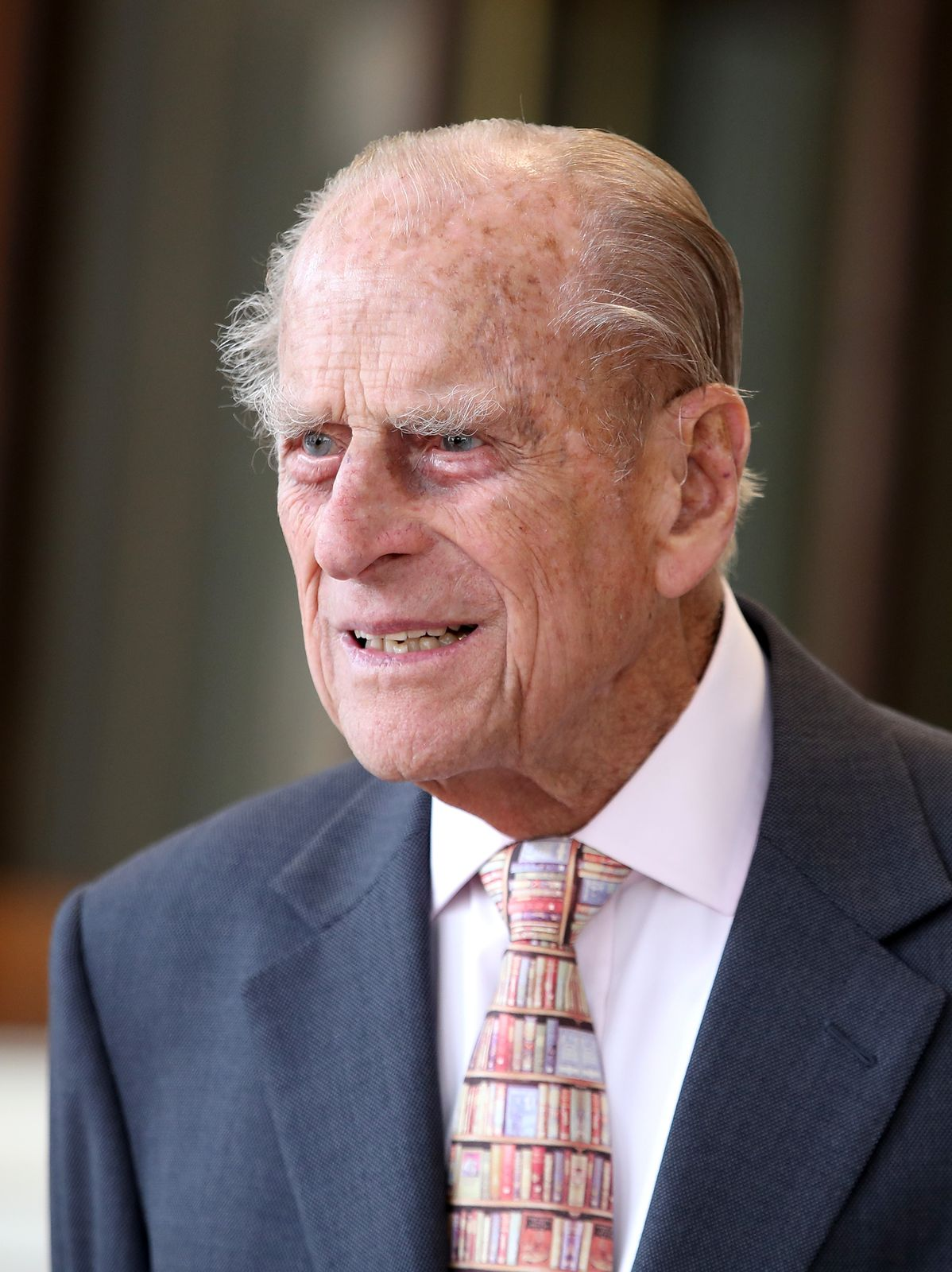 Prince Philip at a state visit by the King and Queen of Spain on July 14, 2017, in London, England | Photo: Chris Jackson/Getty Images