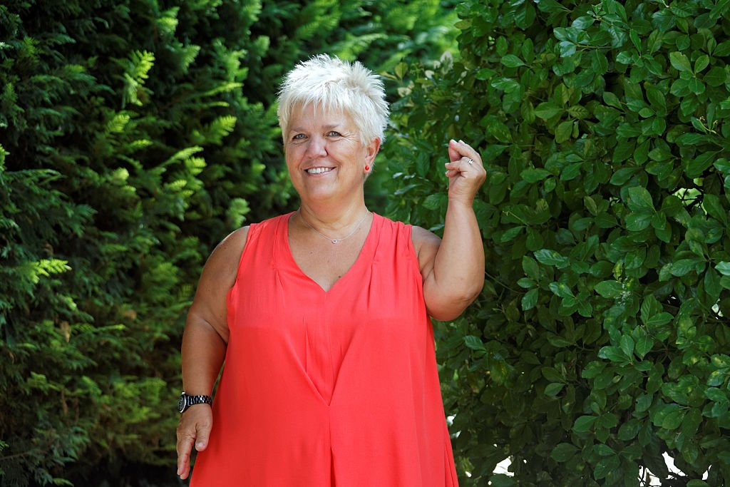 Mimie Mathy   Photo : Getty Images