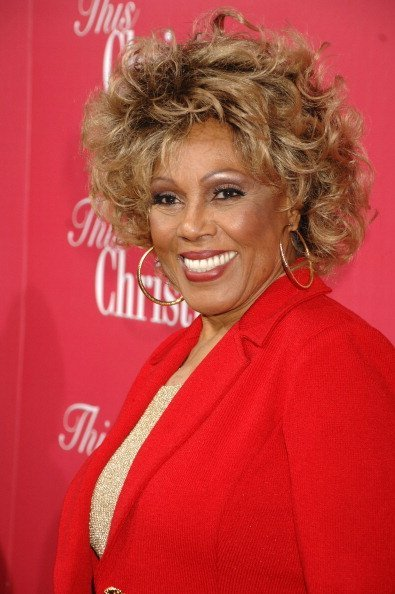 Ja'net Dubois at the Cinerama Dome on November 12, 2007 in Hollywood, California | Photo: GettyImages