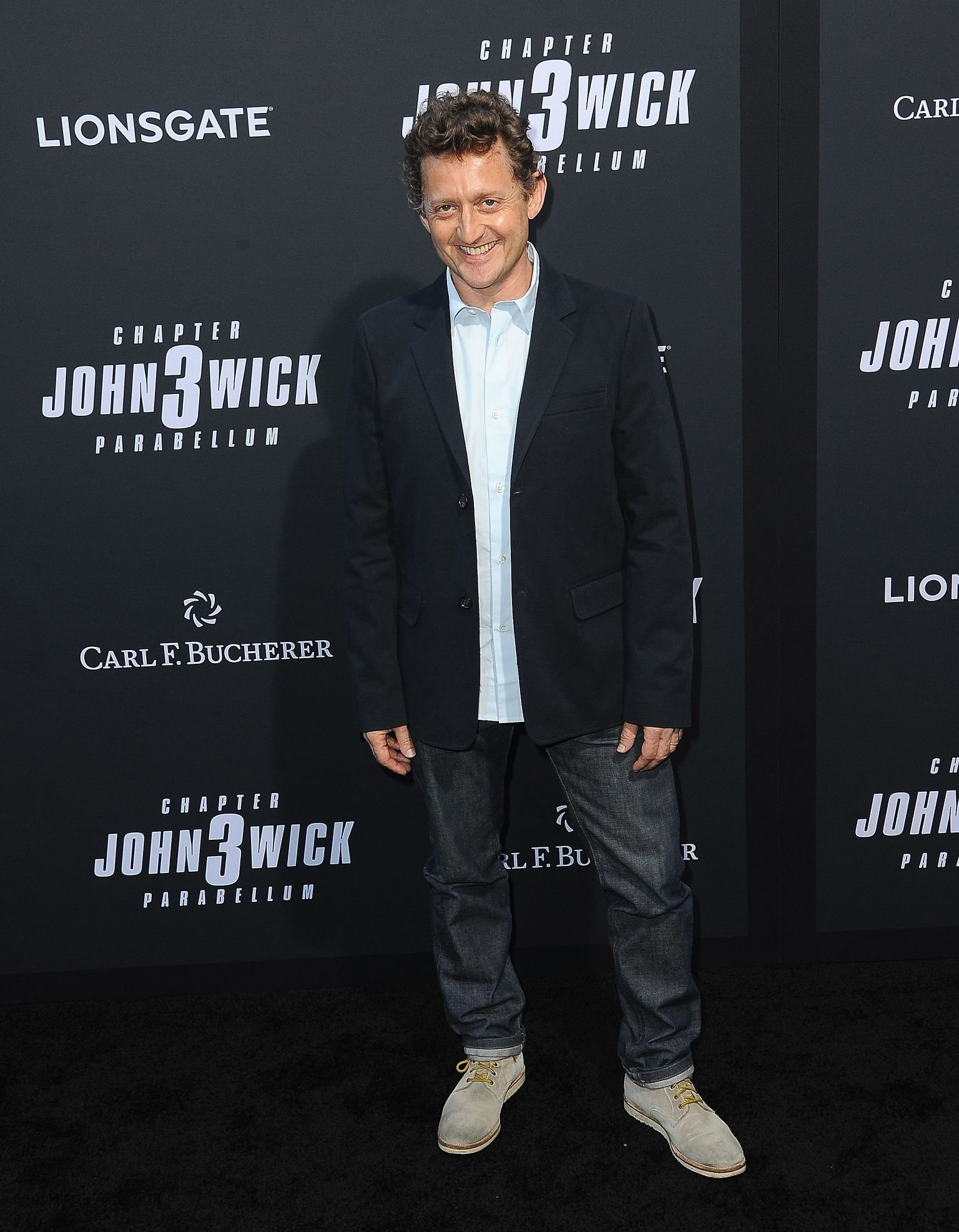 Alex Winter at the John Wick Three Premier| Photo: Getty Images