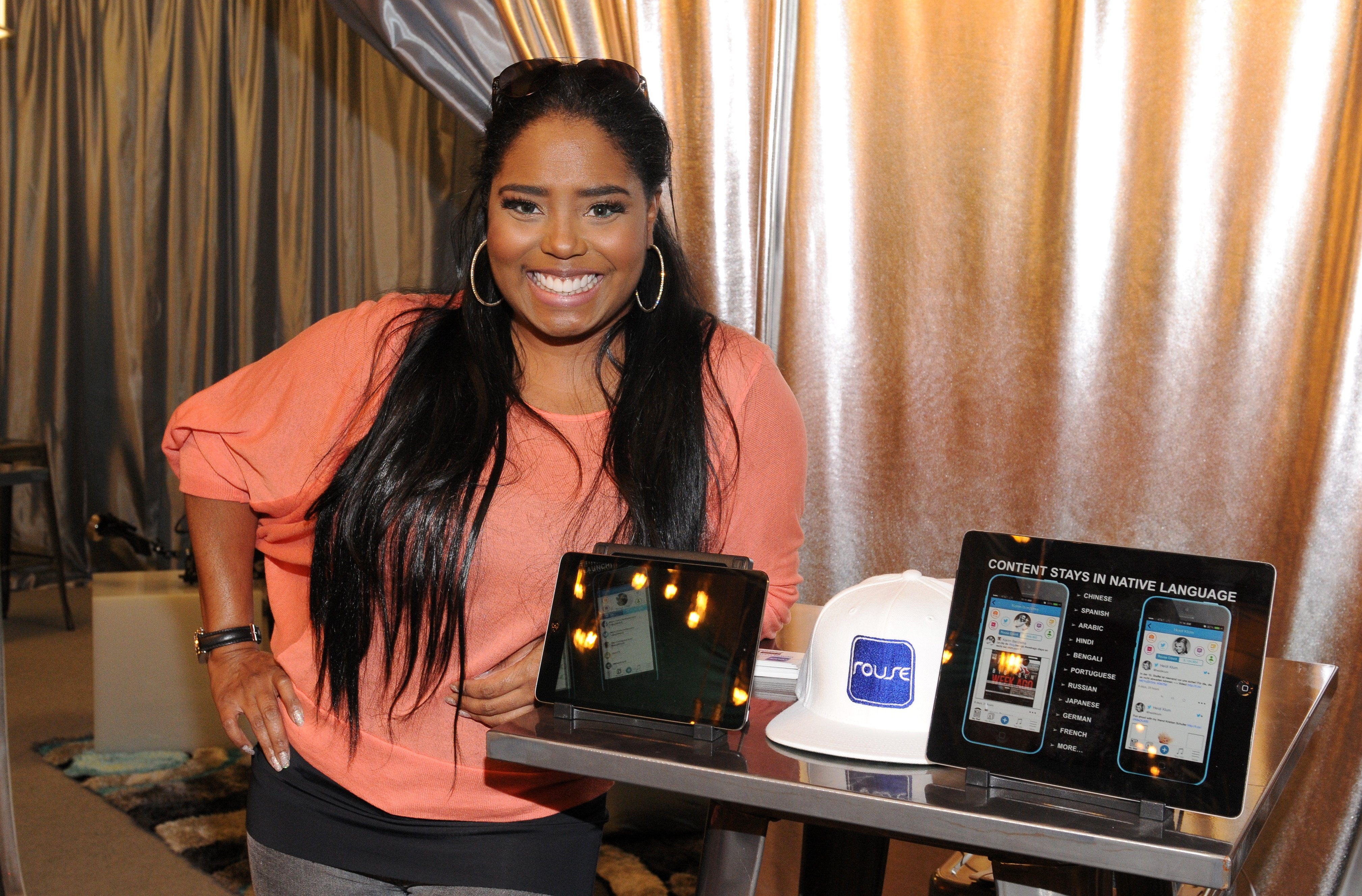 Shar Jackson at the Grammy gift lounge during The 57th Annual Grammy Awards on February 6, 2015 in Los Angeles, California. | Photo: GettyImages