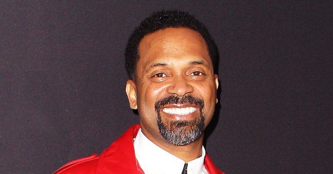 See the Nickname Mike Epps Gave His Adorable Daughter Indiana as He Showed Her off in Sweet Pic