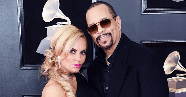Ice-T Kisses Wife Coco in Rare Throwback Photo from Their 10-Year Vows' Renewal Celebration