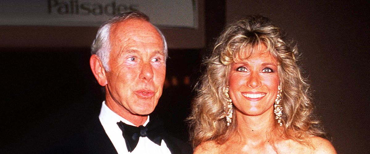 Meet Late Host Johnny Carson's Fourth Wife Alexis Maas