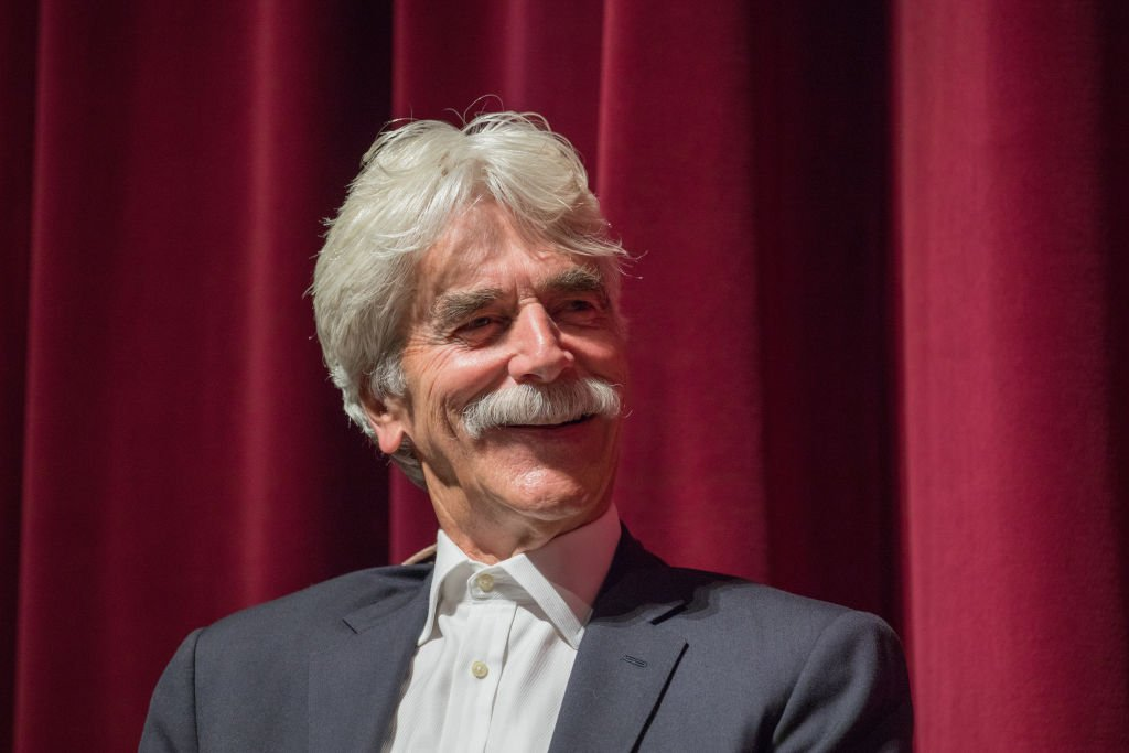 Sam Elliott attends a 50th anniversary screening of 'Butch Cassidy and the Sundance Kid' during the 2019 Plaza Classic Film Festival at The Plaza Theatre in El Paso, Texas | Photo: Getty Images