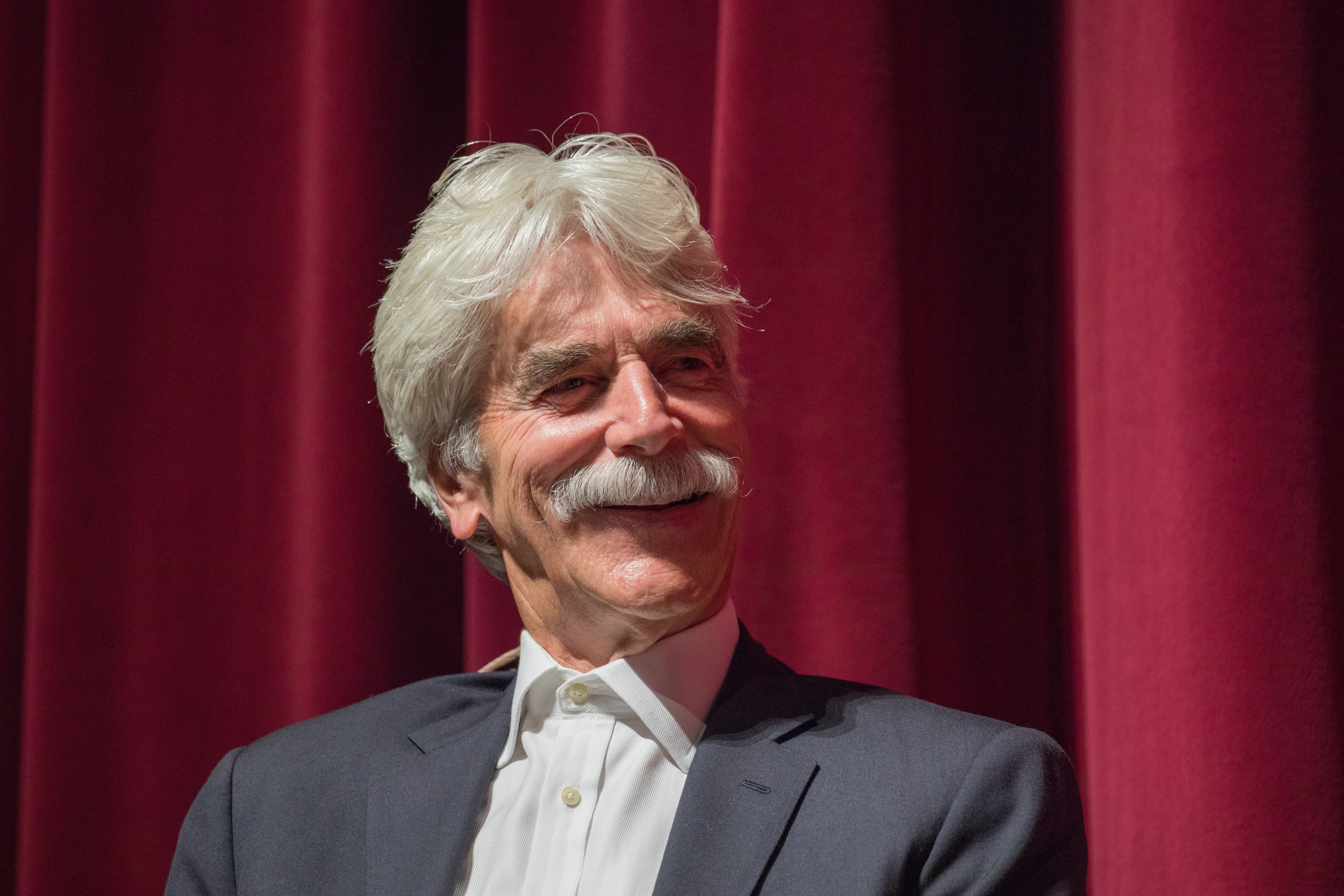 Sam Elliott at the 2019 Plaza Classic Film Festival on August 02, 2019 | Photo: GettyImages
