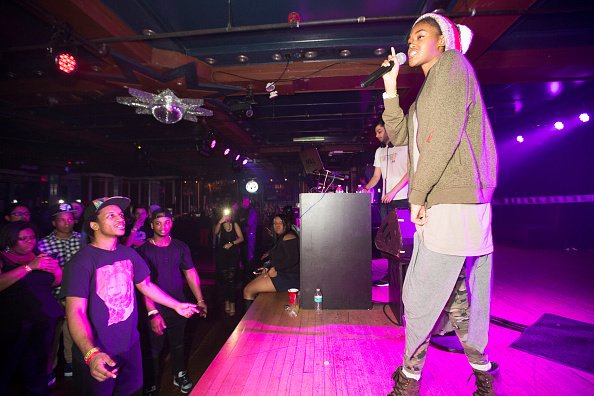 Chynna Marie Rogers performs at House Party NYC at Webster Hall on February 4, 2016 | Photo: Getty Images